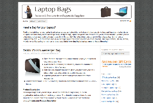 Bag for Laptops