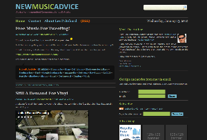 New Music Advice